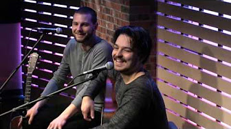 "Milky Chance Interview: ""Bagels/Playing New Music"""