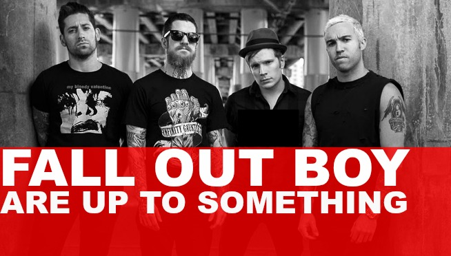 Fall out boy has got people freaking out today 101wkqx wkqx fm fall out boy are up to something big involving movie theaters cryptic tweets and sending fans to find clues that all lead to the date 42817 sciox Choice Image