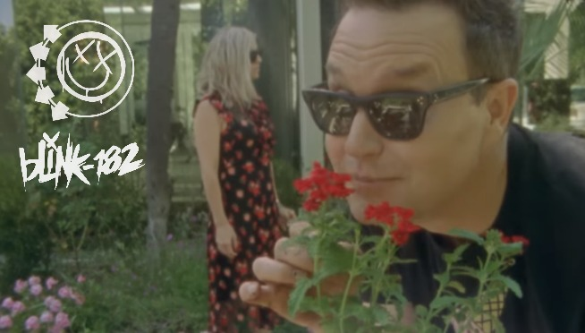 Blink 182 Get Goofy in 'Home is Such a Lonely Place' Video