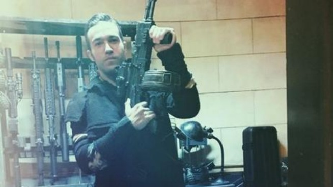 Fall Out Boy's Pete Wentz jumps into action movie 'Escape Plan 2'