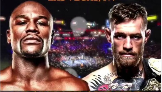 IT'S ON! Floyd Mayweather vs. Conor McGregor set for Aug 26th