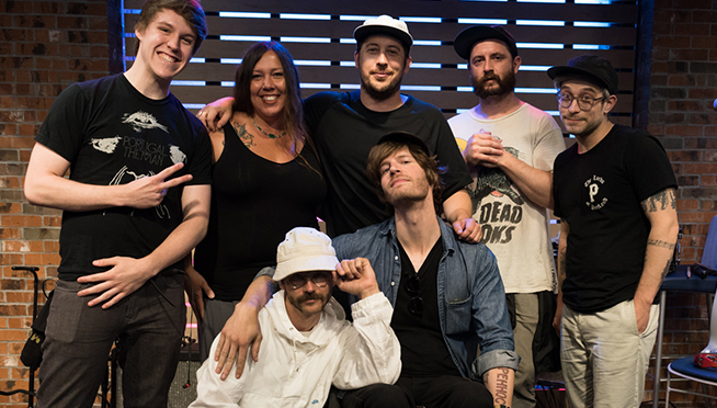 Portugal. The Man in The Lounge
