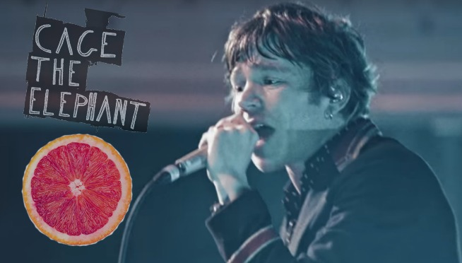 "WATCH: Video for Cage The Elephant's ""Whole Wide World"""