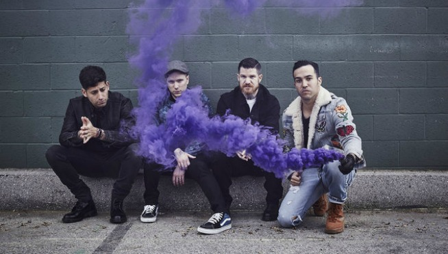 Fall Out Boy set to stream full show from Las Vegas