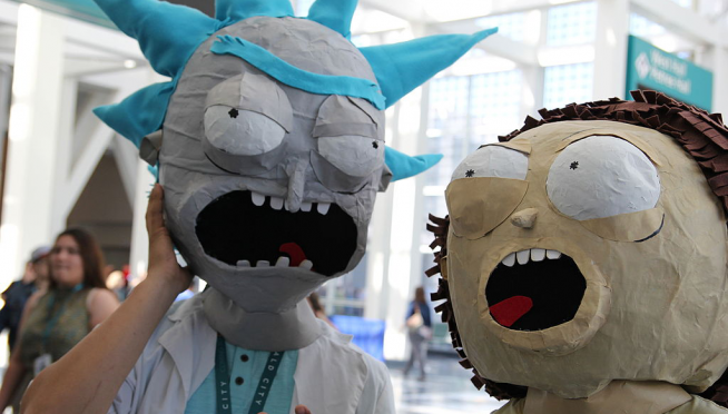 Rick & Morty Season 4 coming this fall, watch the teaser