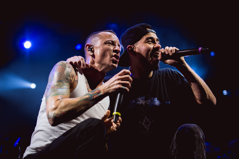 Linkin Park's Chester Bennington Tribute show will be live-streamed