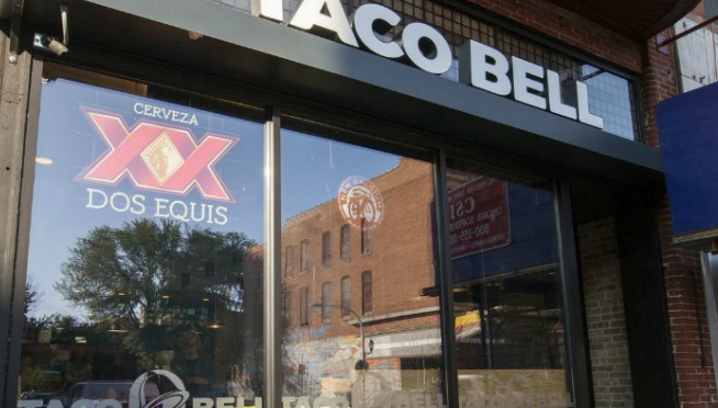 Chicago's Third Boozy Taco Bell Coming off the Mag Mile