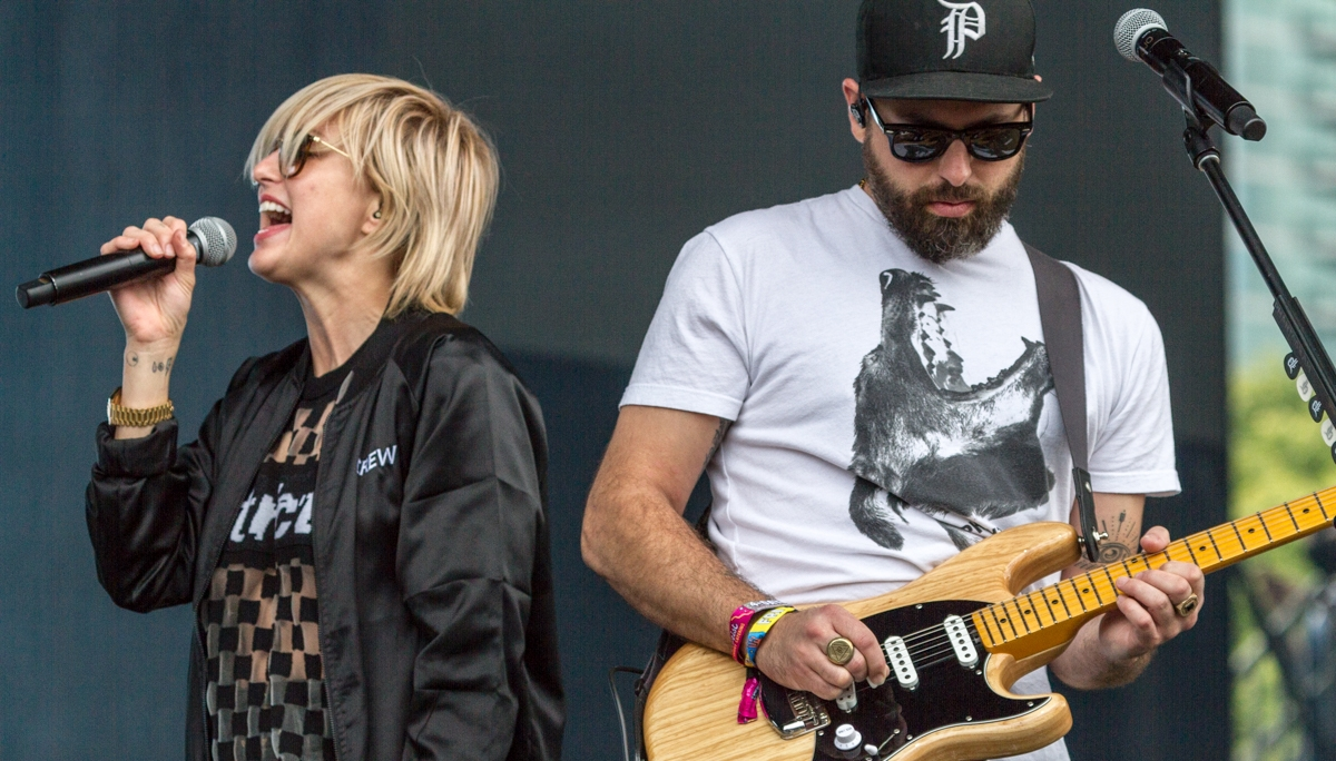 Lolla 2017 – Phantogram
