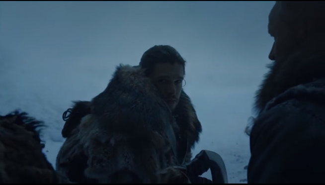 Fan Trailer Gets You Set for Tonight's 'Game Of Thrones'