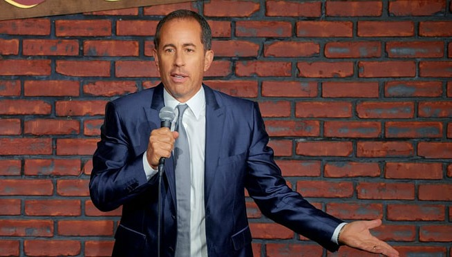 Jerry Seinfeld takes you inside his joke notebook in Netflix teaser