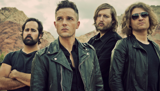 Stream new music from the Killers 'Land Of The Free'