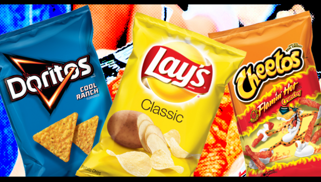 Don't ask me why I have been posting about snacks lately … Just read.
