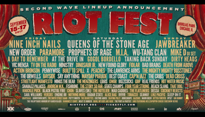 Your Guide To Everything Riot Fest!