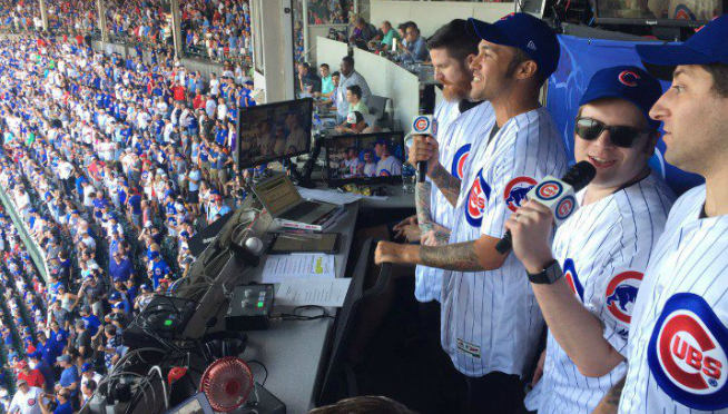 Fall Out Boy, Eddie Vedder Bring Music To Wrigley