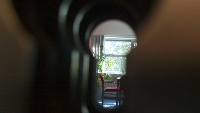 Airbnb Rental Came with Extra Amenity:  A Spy Cam