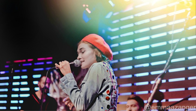 Watch MISTERWIVES perform in the 101WKQX LOUNGE