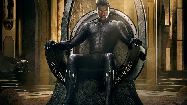 Watch the trailer for Marvel's 'Black Panther'