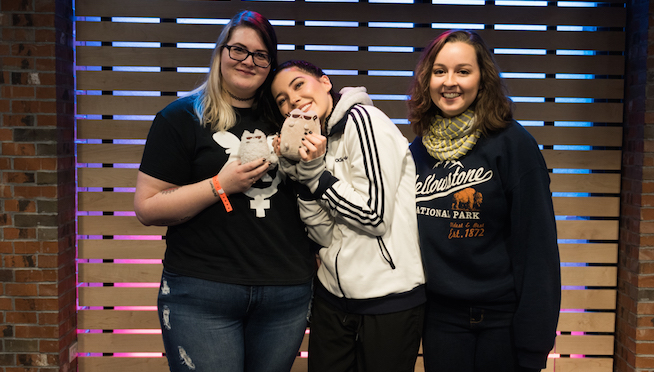 Bishop Briggs in The Lounge