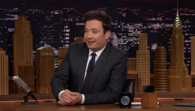 Watch Jimmy Fallon open up about dear memory with his late mother