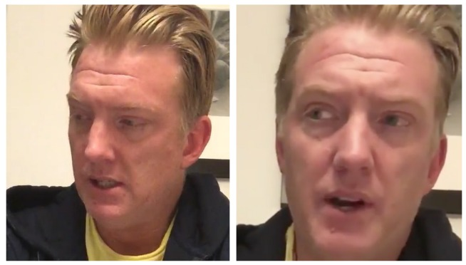"""Josh Homme issues second apology to photographer: """"I've made a lot of mistakes in my life"""""""
