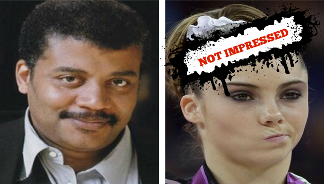 Tom DeLonge's UFO Video?  Neil deGrasse Tyson is Not Impressed