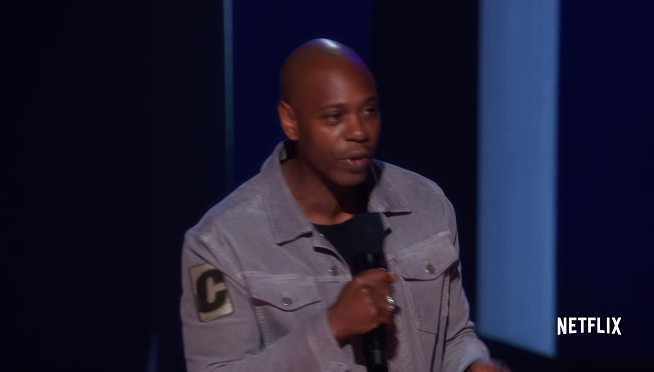Surprise!  TWO New Dave Chappelle Specials Dropping Soon