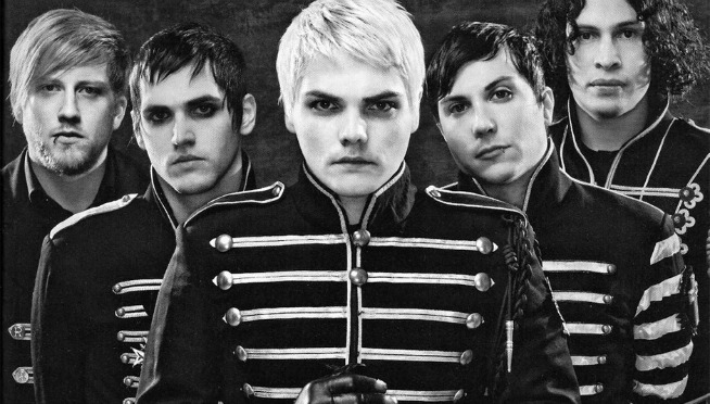 My Chemical Romance posted never-before-seen videos