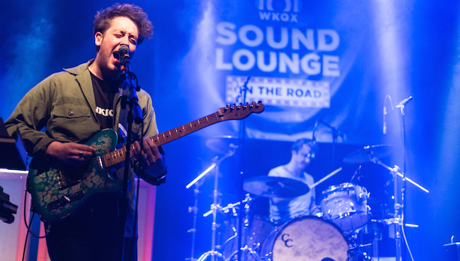 Lounge on the Road: The Wombats