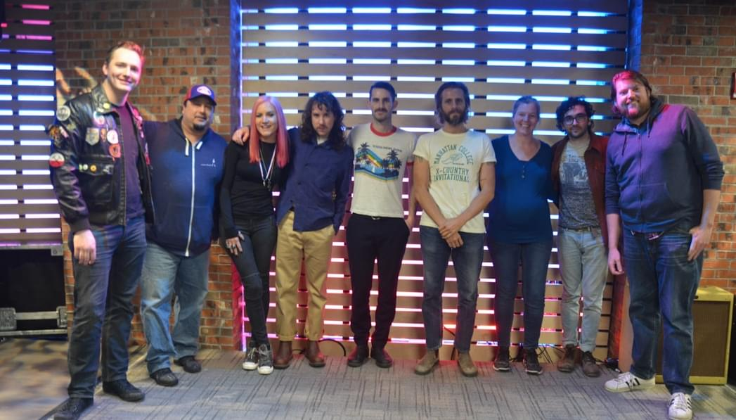 AWOLNATION in The Sound Lounge