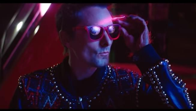 Matt Bellamy of Muse calls in to chat with Lauren O'Neil