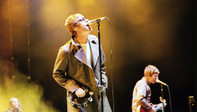 """Liam Gallagher:  Truce with Brother Noel Was """"In My Head."""""""