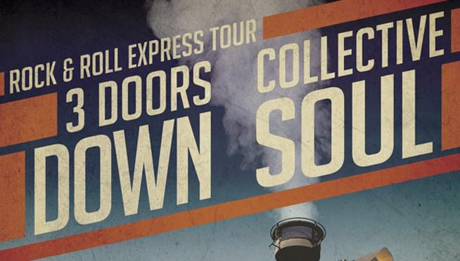 7/24/18 – 3 Doors Down, Collective Soul, & Soul Asylum