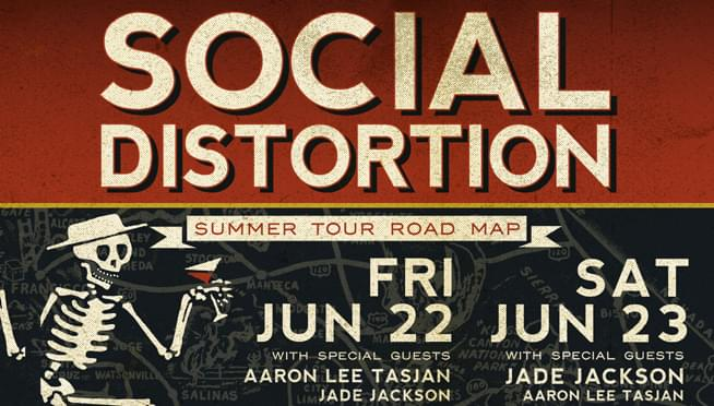 6/23/18 – Social Distortion – Night 2