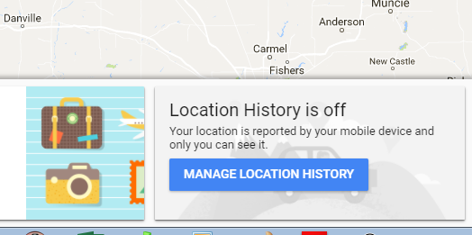 Google Archives: A walk through your (shockingly detailed) history