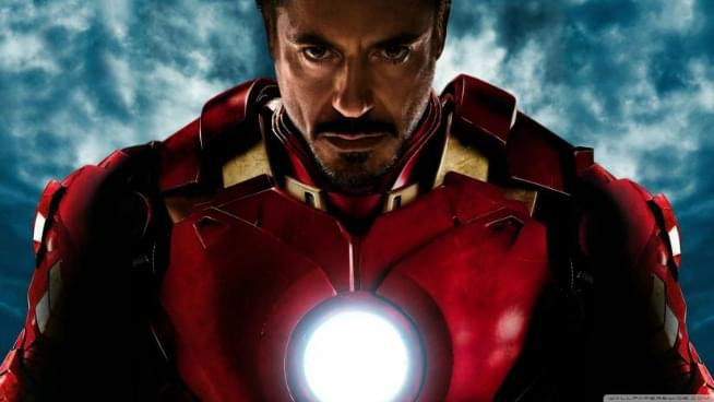 Did somebody steal Robert Downey Jr's Iron Man suit?