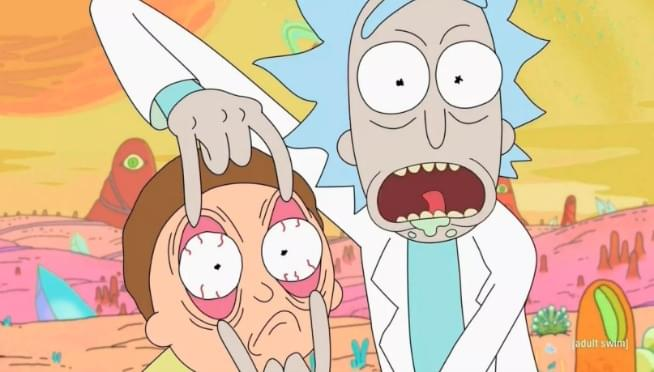 Wubbalubbadubdub! Rick & Morty will continue on for years to come