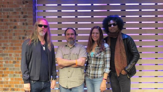 Alice In Chains in The Sound Lounge