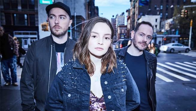 101WKQX Presents… Lollapalooza Aftershow with CHVRCHES – SOLD OUT!