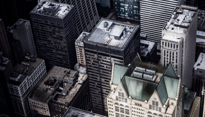This awesome video of Chicago makes the city — look like a child's plaything.