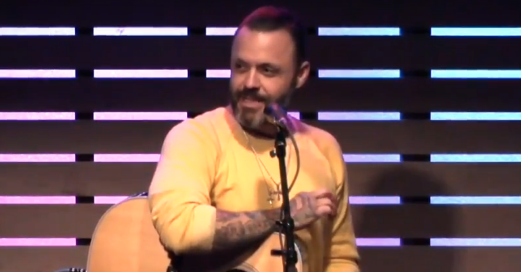 "Justin Furstenfeld Interview: ""Family, Houston, Kid Rock's Manager"""