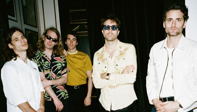 101WKQX Presents… Official Lollapalooza Aftershow with The Vaccines – SOLD OUT!