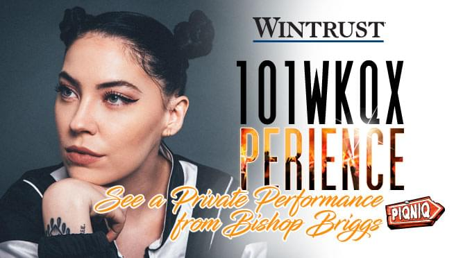 See A Private Performance From Bishop Briggs at PIQNIQ!