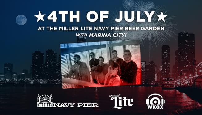 7/4/18 – Celebrate 4th of July with Lauren and Miller Lite!