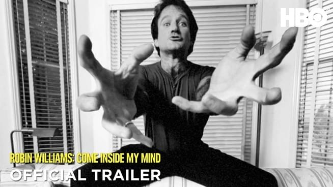 Watch the moving trailer for 'Robin Williams: Come Inside My Mind'