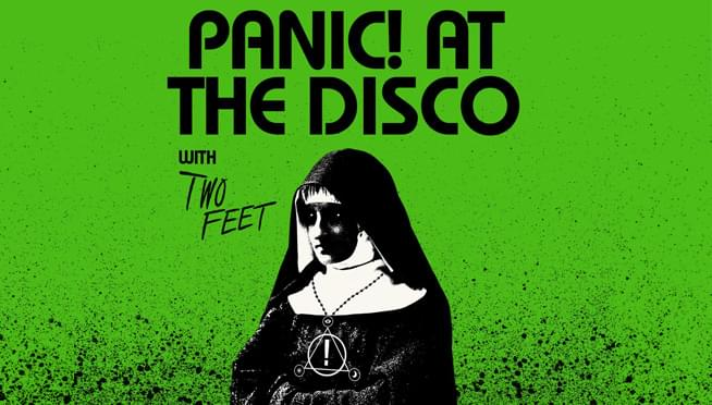 2/4/19 – Panic! At The Disco – SOLD OUT