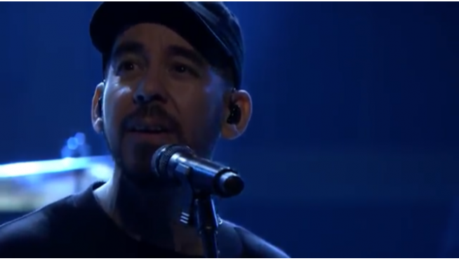 ICYMI: Mike Shinoda stepped out on Fallon