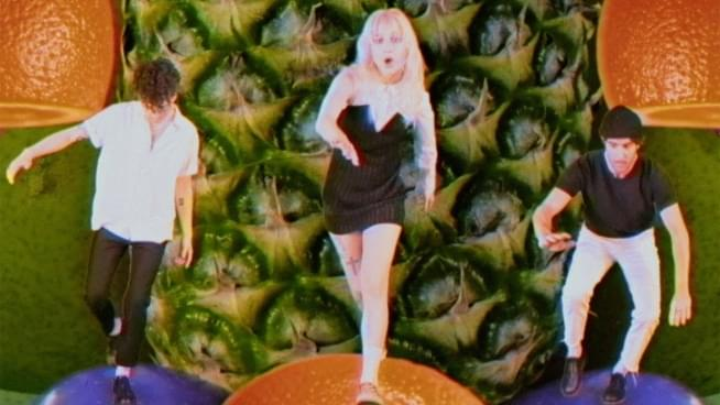 Paramore get into a fruit basket with new music video