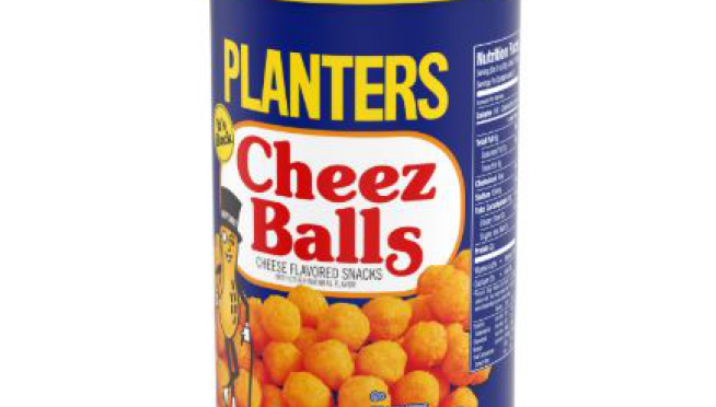 Hell YES! Planters Cheez Balls are back!