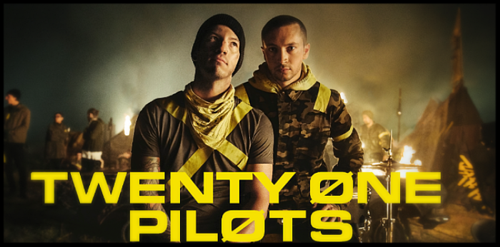 NEW Twenty One Pilots