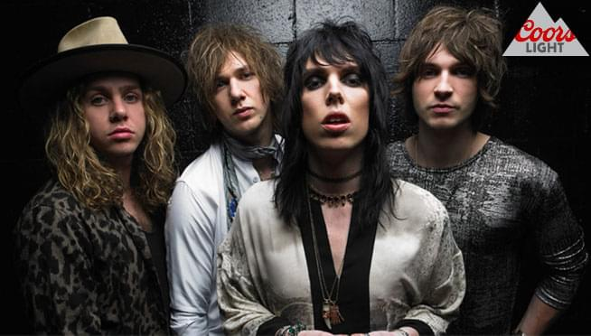 7/30/18 – The Struts In The Sound Lounge